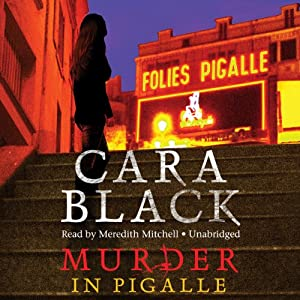Murder in Pigalle Audiobook