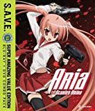 Aria the Scarlet Ammo: Season One S.A.V.E. [Blu-ray]