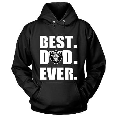 c35e5108 Amazon.com: The Raiders Logo T Shirt, Best Dad Ever T Shirt - Hoodie ...