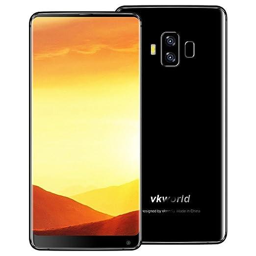 Teléfono Inteligente Xinan Vkworld S8 5.99 pulgadas 18: 9 Pantalla completa 4G-LTE Fingerprint