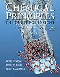 img - for Chemical Principles: The Quest for Insight book / textbook / text book