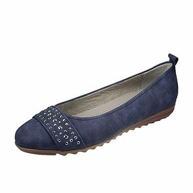 Jenny Pisa-Sport Größe 38.5 Blau (Mittelblau) YDhYev2w