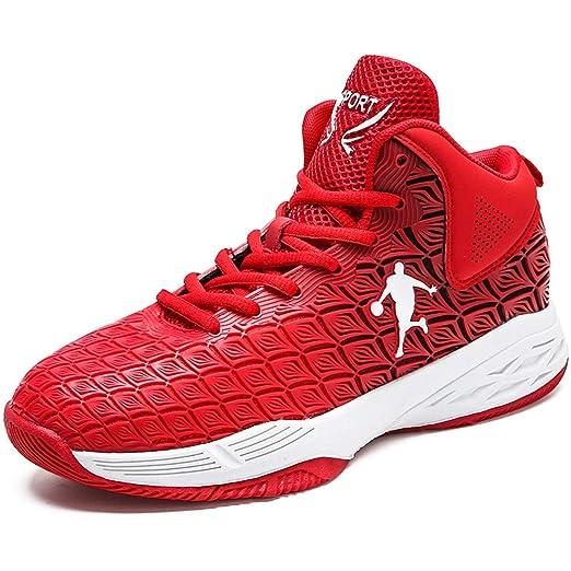Willsky Zapatillas de Baloncesto para Hombre, Botas de ...