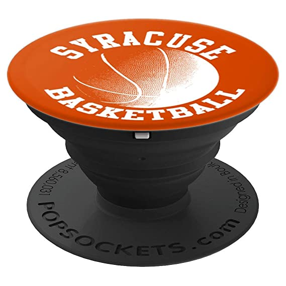 Amazon Com Syracuse Basketball Popsockets Grip And Stand