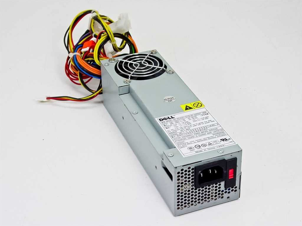 DELL - Powersupply 160W GX240/260/270 SFF - PS-5161-1D1S