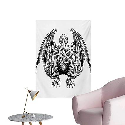 Amazon.com Anzhutwelve Kraken Art Decor Decals Stickers