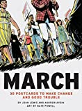 March: 30 Postcards to Make Change and Good Trouble