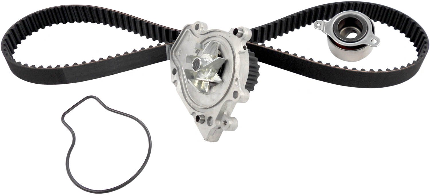 ACDelco TCKWP184A Professional Timing Belt and Water Pump Kit with Tensioner