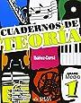 Cuadernos de Teoría, Grado Medio 1 (RM Teoria de la musica)