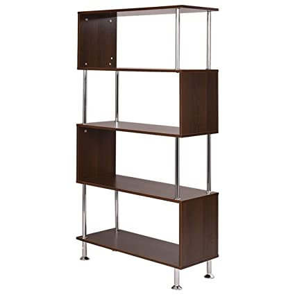 Lovely Amazon.com: TANGKULA Barnes Modern Bookcase Wooden Bookshelf  OJ78