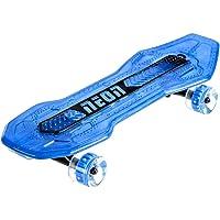 Neon Cruzer Skateboard - 100790, Blue