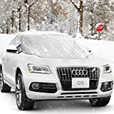 Migimi Windshield Snow Cover Frost Winter Protection Ice Film 183 x 116cm