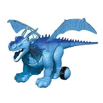 Amazon.com: Mando a distancia dinosaurio juguete robot RC ...