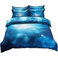 YOMIMAX 3D Mysterious Starry Sky Bedding Sets Bedlinen Duvet/Quilt Cover Set