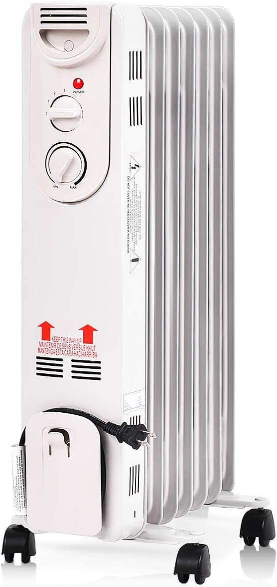 Top 6 Best Oil Filled Heater To Keep You Stay Warm (2019 Reviews) 1