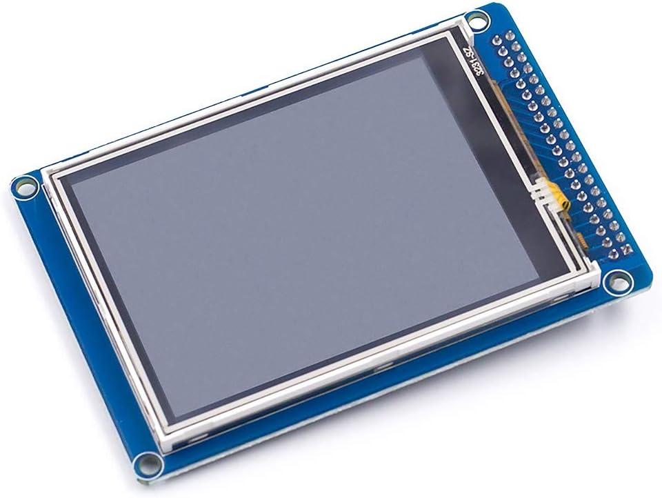 Panel de pantalla LCD de contacto de 3,2 pulgadas ILI9341 m/ódulo de pantalla de color LCD de 40 pines 240 x 320 TFT Fransande
