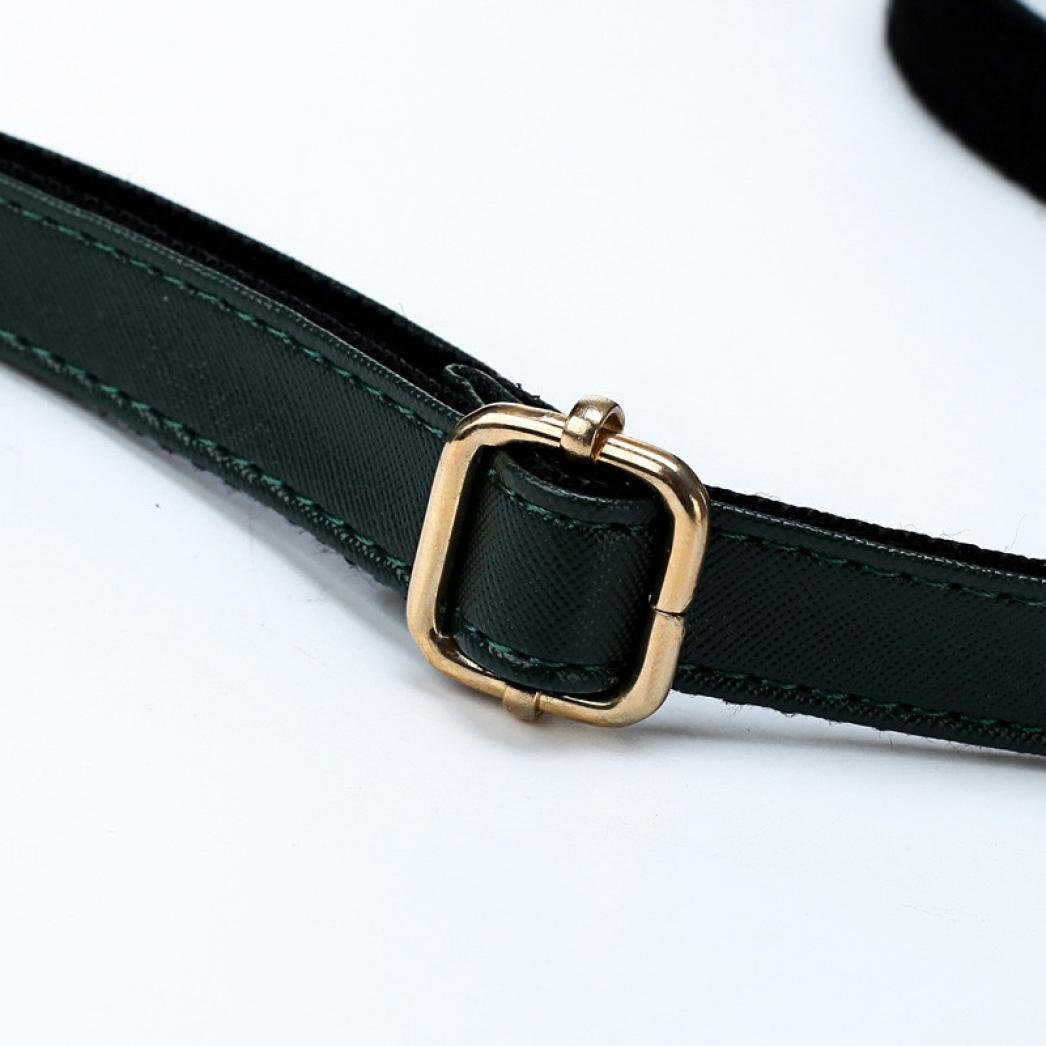 SanCanSn Crossbody Bags, Women Forest Girls Pattern Printing Single Shoulder Bag Handle Zipper Handbag (1PC, Green) by SanCanSn (Image #9)