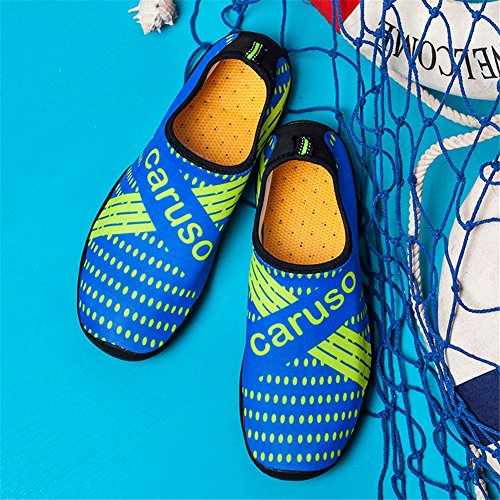 Shoes Snorkeling Shoes Diving Shoes Barefoot Women Swimming Shoes Men Speed A Upstream and Outdoor Shoes Beach Wading Shoes qtnxU8