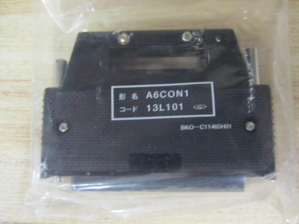 A6CON1 Connector