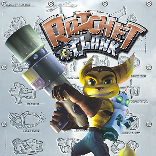Ratchet & Clank - PS3 [Digital Code] (Ratchet Clank Video Game Ps3)