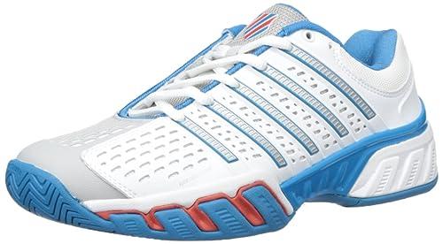 K-Swiss Bigshot - Zapatillas para Hombre, Color Blanco: Amazon.es: Zapatos y complementos