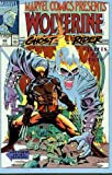 Marvel Comics Presents #69 Wolverine and Ghost Rider Streets of Fire!