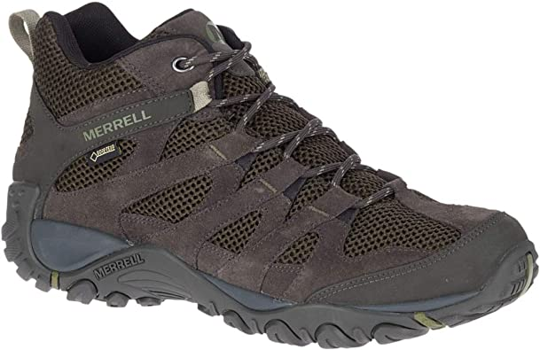 Tex Chaussures pour Homme Merrell Alverstone Gore