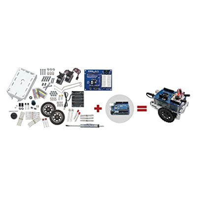 Robotics Shield Kit (for Arduino): Computers & Accessories