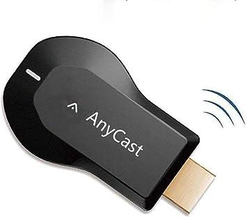 M2 Plus Receptor de visualización WiFi TV PC Dongle AV DLNA Airplay Miracast iPhone iPad Airplay HDMI TV Stick Dongle: Amazon.es: Electrónica