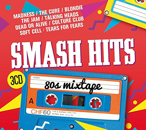 Smash Hits 80S Mixtape (Mixtape Cd)