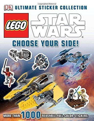 Ultimate Sticker Collection: LEGO Star Wars: Choose Your Side! (Ultimate Sticker Collections) by DK (2014-05-01) (Lego Star Wars Choose Your Side)