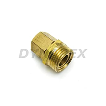 Metric M12 M12X1 5 Female X 3/8