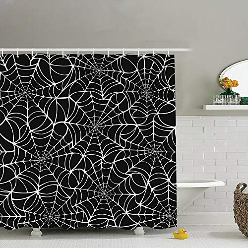 bag pack home Seamless Pattern White Spider Web