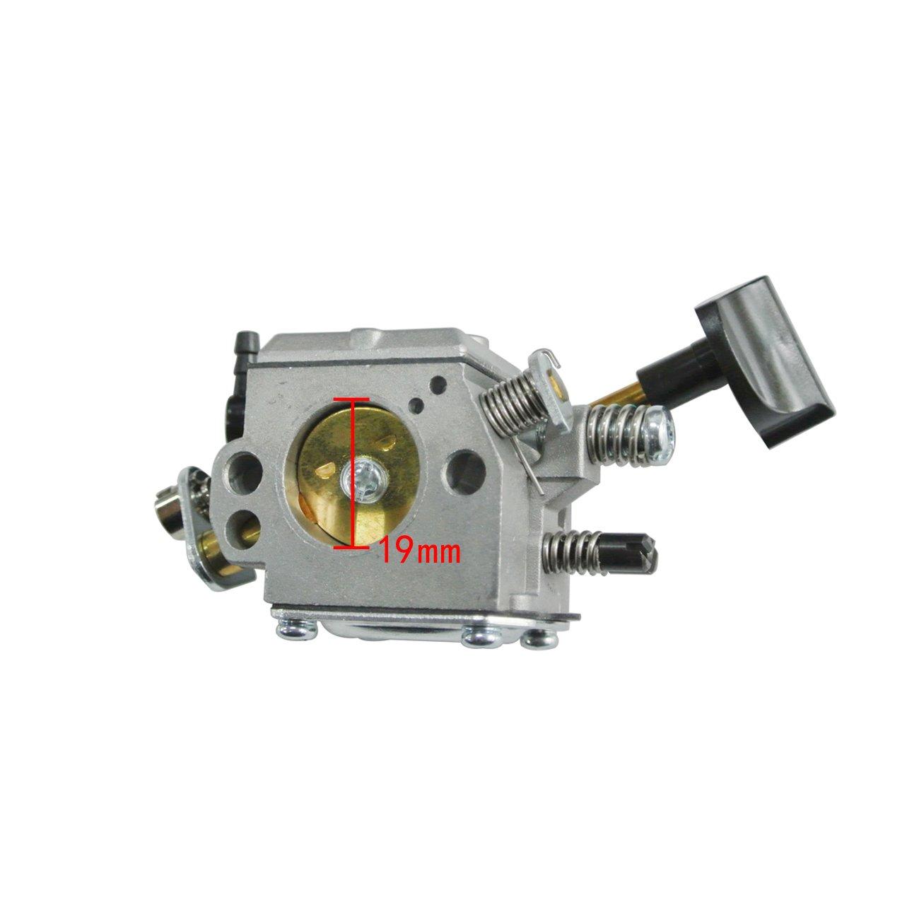 jrl para carburador para soplador Stihl BR400 BR420 BR320 BR380 ...
