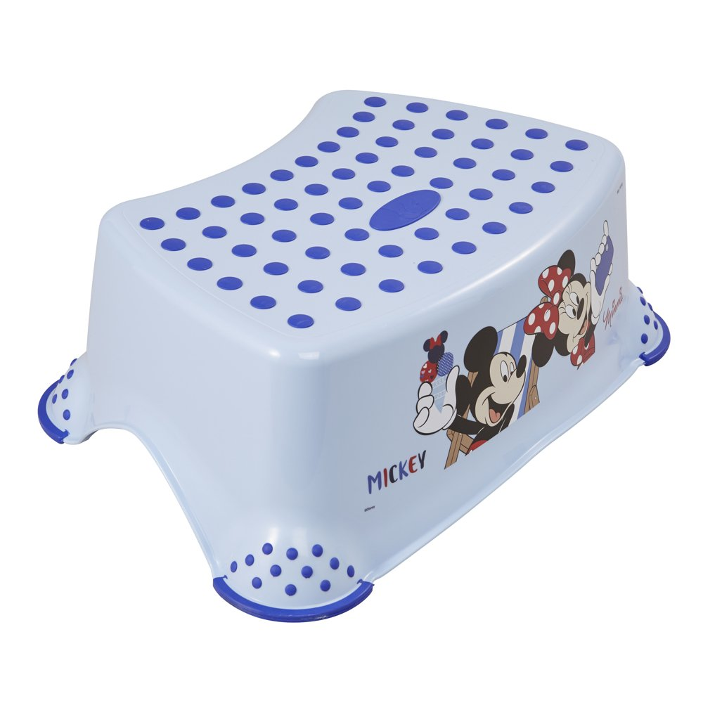OKT KIDS Marche Pieds Bleu Mickey PLAIK 1843161414100