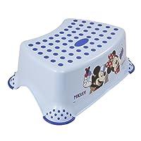 OKT KIDS Marche Pieds Bleu Mickey