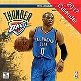 Oklahoma City Thunder 2017 Calendar