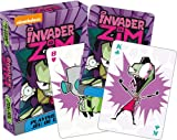 Aquarius Invader Zim Playing Cards