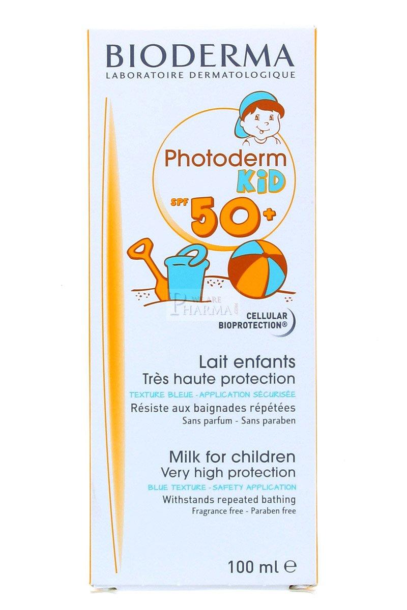 Niños Leche SPF 50 + niños 100ml Bioderma Photoderm 12984A
