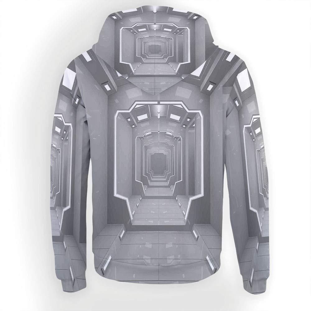 Style Style Style 03 Unisex 3D Print Zipper Hoodie Sweatshirts