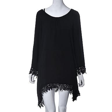 Paule Trevelyan NEW new hot vestido de renda manga comprida preta sexy vestido 5XL 6XL plus