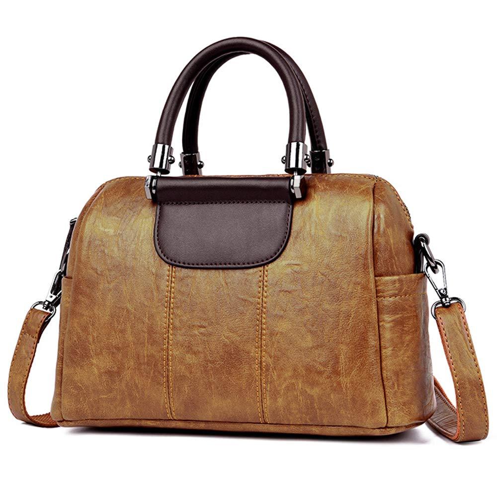 Purple Relic: Top Handle Handbag for Women ~ Ladies Shoulder Bag