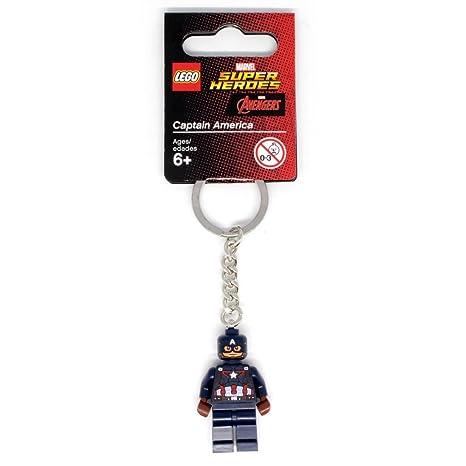 LEGO Super Heroes Captain America 2016 Key Chain 853593