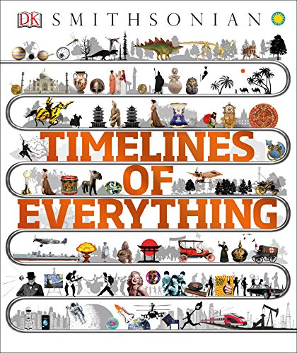 Smithsonian: Timelines of Everything