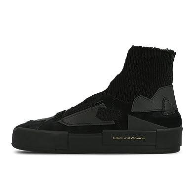 Puma x Han KJOBENHAVN Men Court Platform Black Size 9.5 US  Amazon ... d873c3ac1