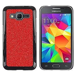 LECELL--Funda protectora / Cubierta / Piel For Samsung Galaxy Core Prime SM-G360 -- Christmas Decoration Glitter Sparkle --