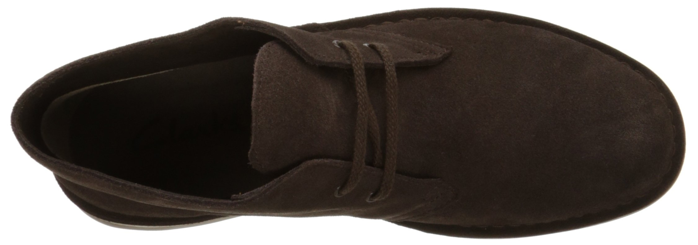 Clarks Men's Bushacre 2 Chukka Boot,Brown Suede,13 M US by CLARKS (Image #8)
