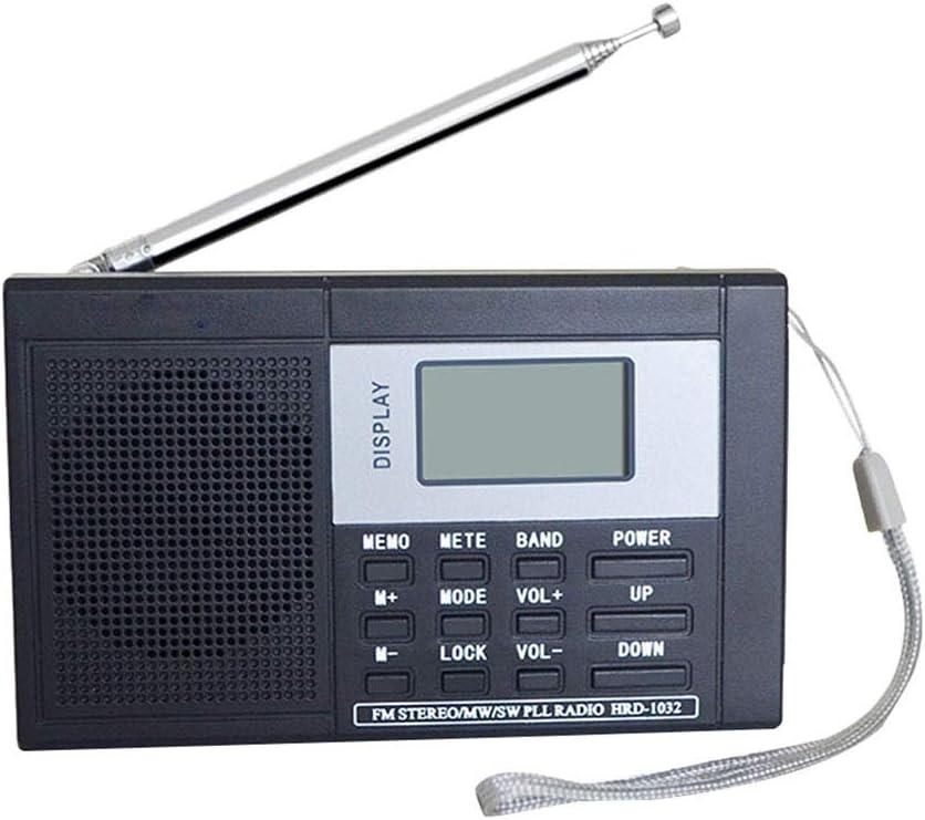 JWC Práctico Receptor de Radio FM de frecuencia Completa ...