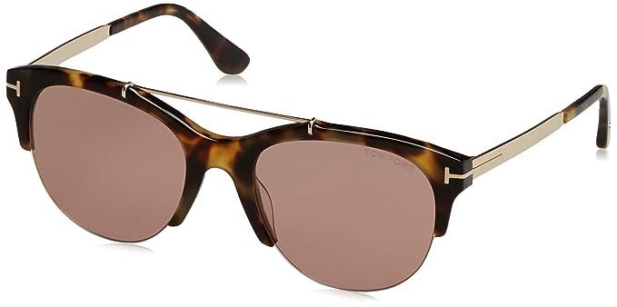 Tom Ford Mujer Sonnenbrille FT0517 56Z 55 Gafas de sol ...