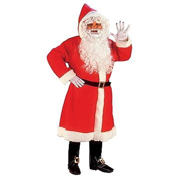 Disfraz de knecht Deluxe para disfraz de Papá Noel Santa ...